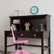 CRAFT-DESK-HUTCH-ESPRESSO-CLEAR-CRYSTAL-KNOBS-PINK-MAXTRIX-CHAIR