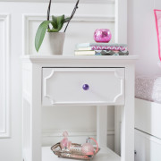 CRAFT-NIGHTSTAND-WHITE-PURPLE-CRYSTAL-KNOB-PURFUME