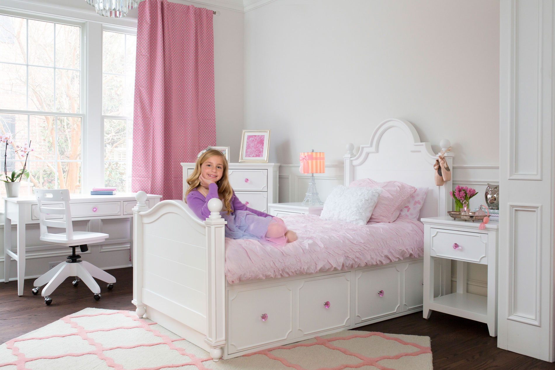 High Quality Hardwood Bedroom Furniture for Teens & Youth | Craft