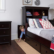 Boston Storage Headboard